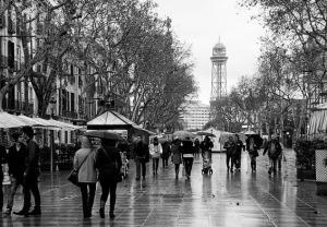 http://orgullosademiciudad.blogspot.com.es/2014/09/barcelona-bajo-la-lluvia.html